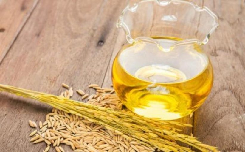कोलेस्ट्रॉल और मोटापा घटाने में सहायक है धान के छिलके का तेल