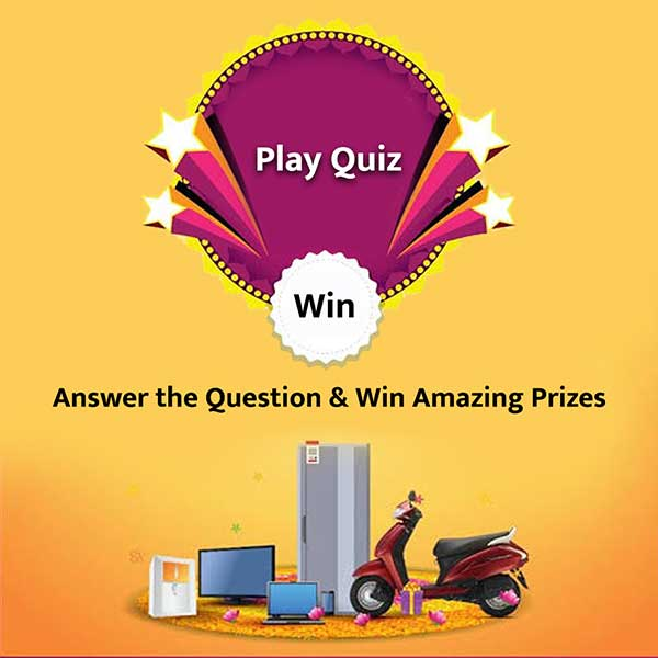 Play Quiz & Win Real Cash